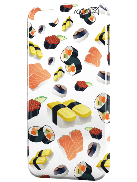Cover SUSHI MANIA BIANCA
