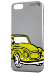 Cover RETRO CAR GRIGIA