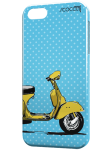 Cover OLD SCOOTER CELESTE