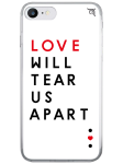 Cover Love will tear us apart