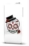Cover Skull Hat and Rose