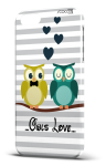 Cover owls love
