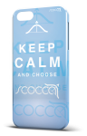 Cover Keep Calm and choose Scocca